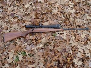 CZ .22 Rifle